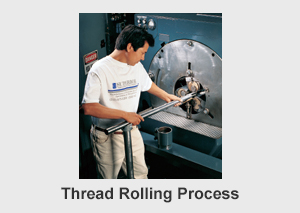 thread rolling process