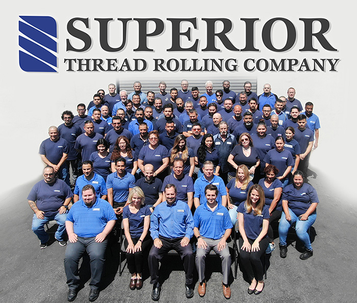 superior thread team photo
