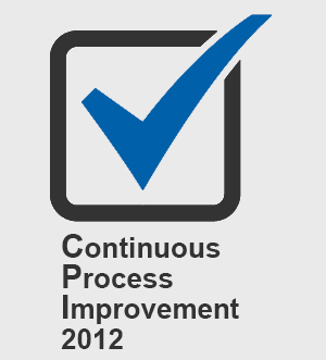 continuous process improvement 2012